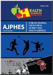 African Journal for Physical Activity and Health Sciences