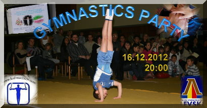 Artistic Gymnastics Show for children 2012