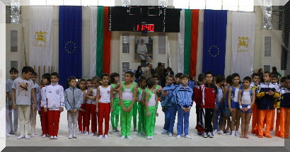 9th International Gymnastics Tournament L Solachki