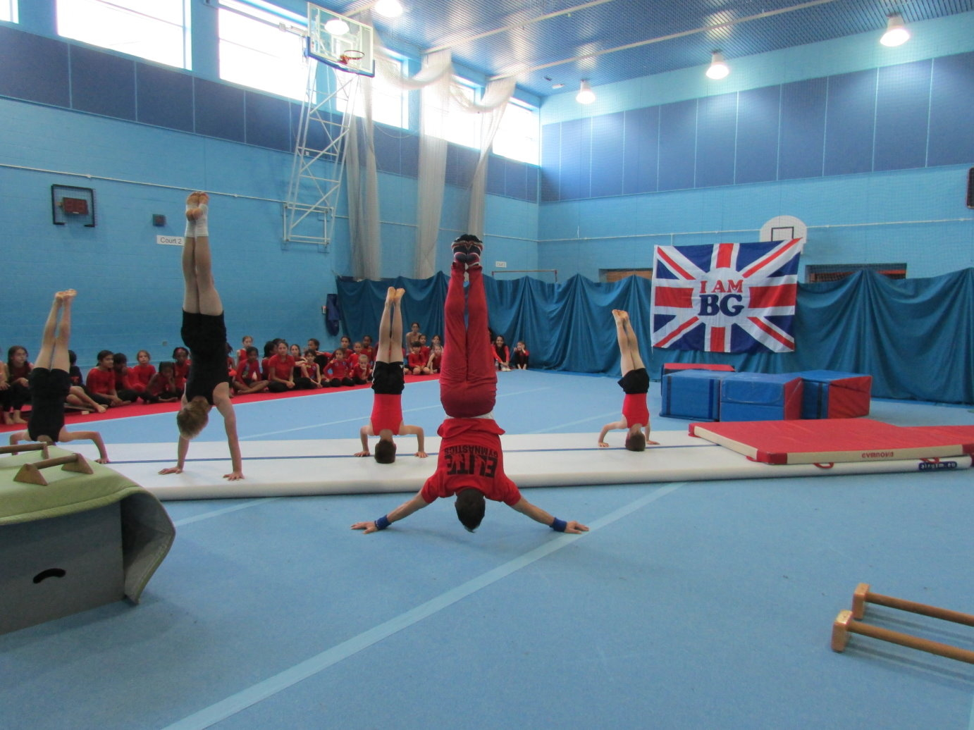 Elite Gymnastics Club London
