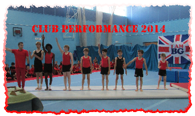 Elite Gymnastics Club - London Gymnastics