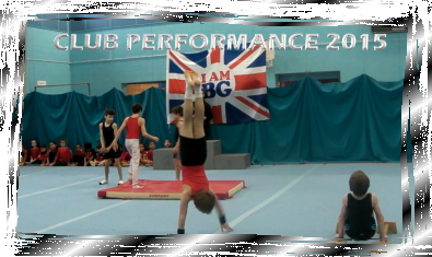 Club Performance - Elite Gymnastics Academy CIC London
