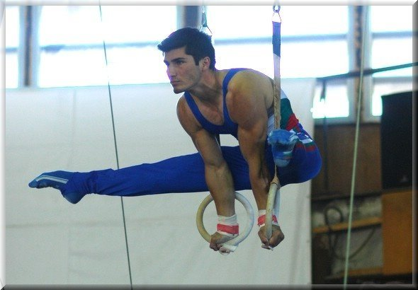 Stefan Kolimechkov - Rings Final 2008 (National)