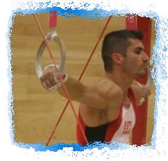 Stefan - Men's London Open - Elite gymnastics club