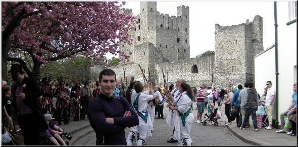 The Sweeps Festival in Rochester