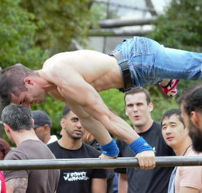 The Best of Street Workout London