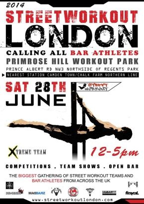 Street Workout London
