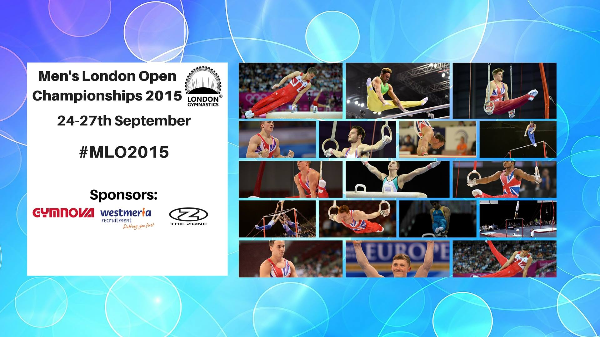 Men's London Open Championships 2015