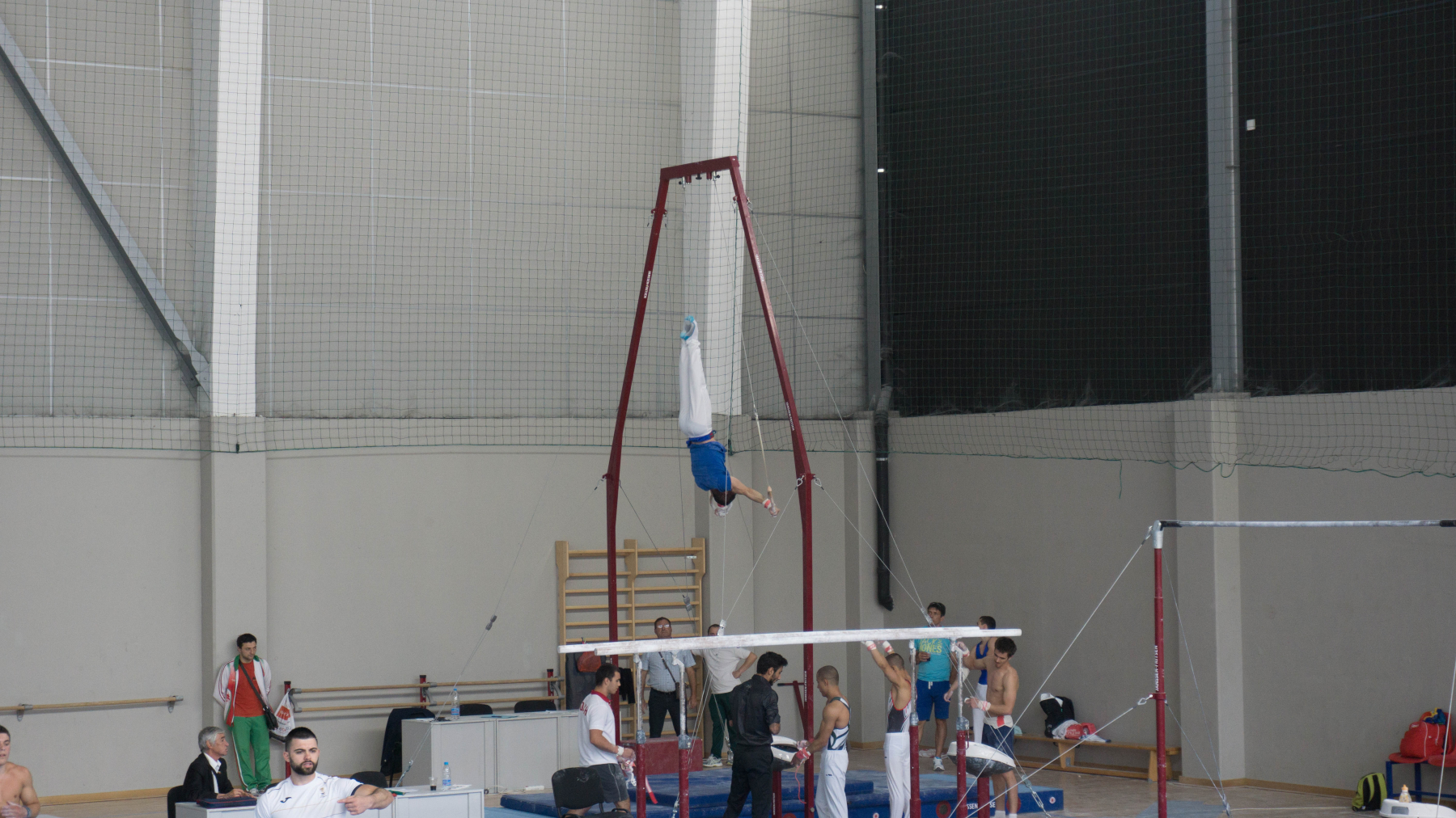 Gymnastics at Arena Armeec