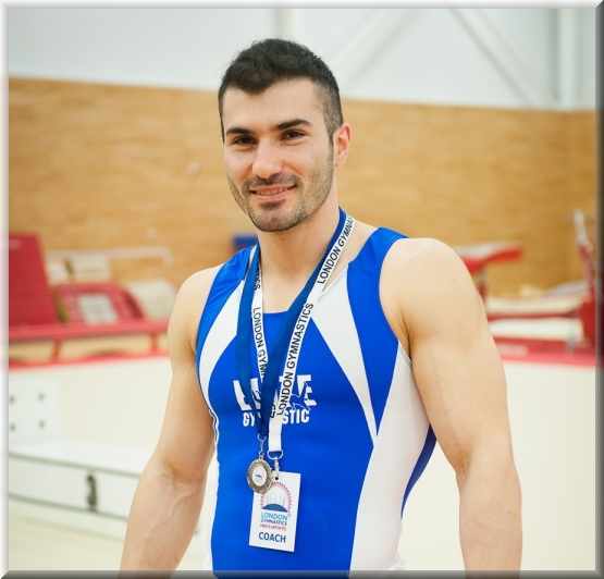 Mr Stefan Kolimechkov - London Champion