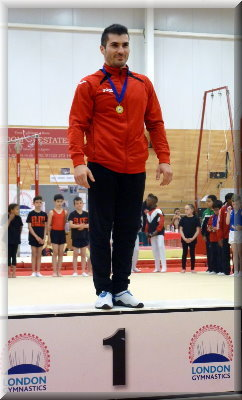 London Champion - Artistic Gymnastics