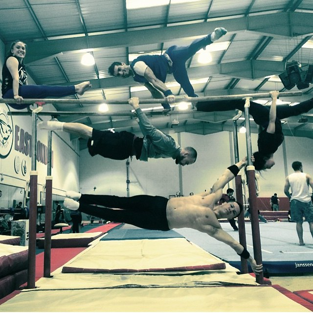 Artistic Gymnastics in London