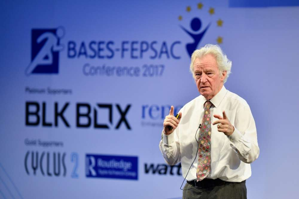 Prof Sir Muir Gray CBE, University of Oxford  at the BASES Conference 2017