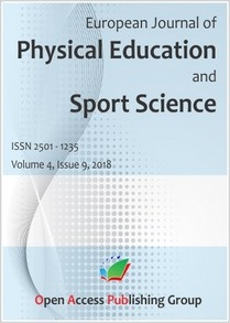 European Journal of Physical Education and Sport Science Vol.4/2018