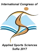 International Congress of Applied Sports Sciences Sofia 2017