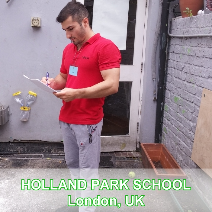 PhD Research at Holland Park Pre-Prep School