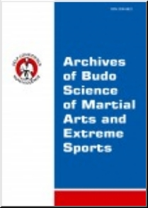Archives of Budo Science of Martial Arts and Extreme Sports
