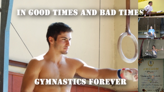 10 Years of Gymnastics