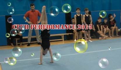 2015 Club Performance - Elite Gymnastics Academy
