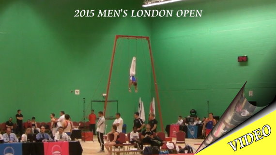 Stefan Kolimechkov - London Open 2015